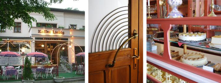 Jugendstil-Kaffeehaus Café Liebig Berlin-Grünau