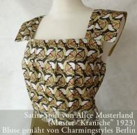 Kranich-Bluse 1923