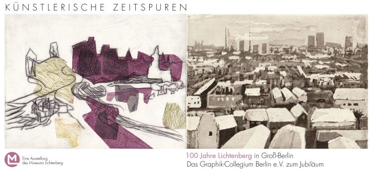 Ausstellung Graphik Collegium 2020
