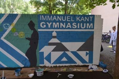 Kant-Gymnasium Berlin Logo